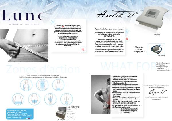 Presentation Arctik 21LUNO