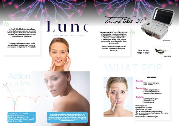 Presentation Touch Skin 21LUNO