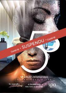 50e congrès international suspendu