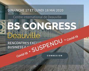 Congrès de Deauville suspendu