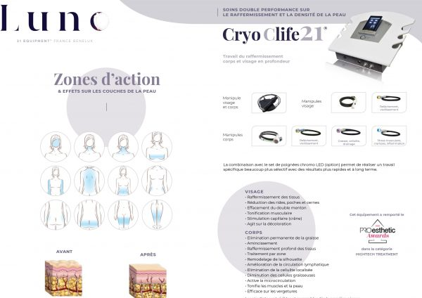 PresentationCRYOCLIFE