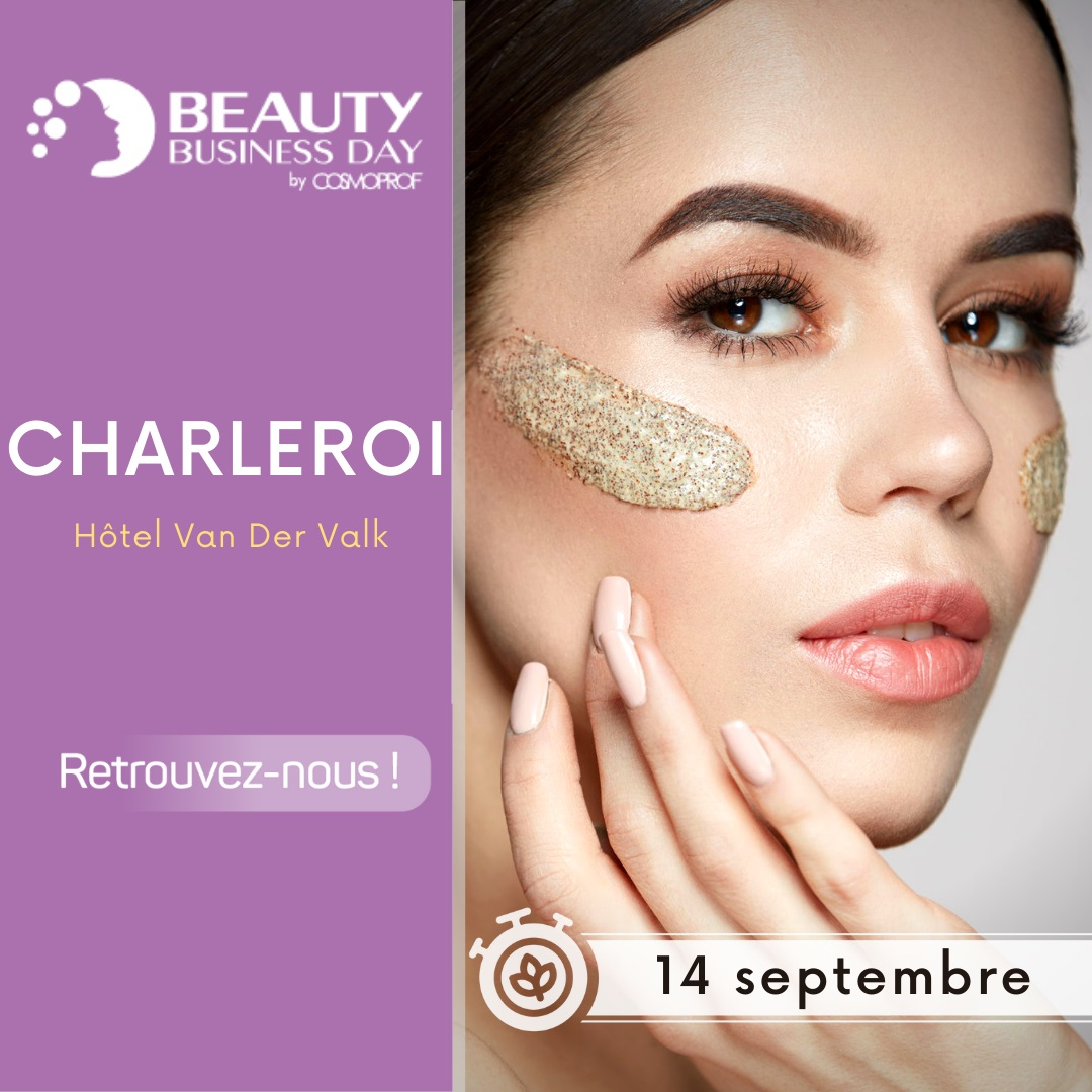 beauty business day Charlerois
